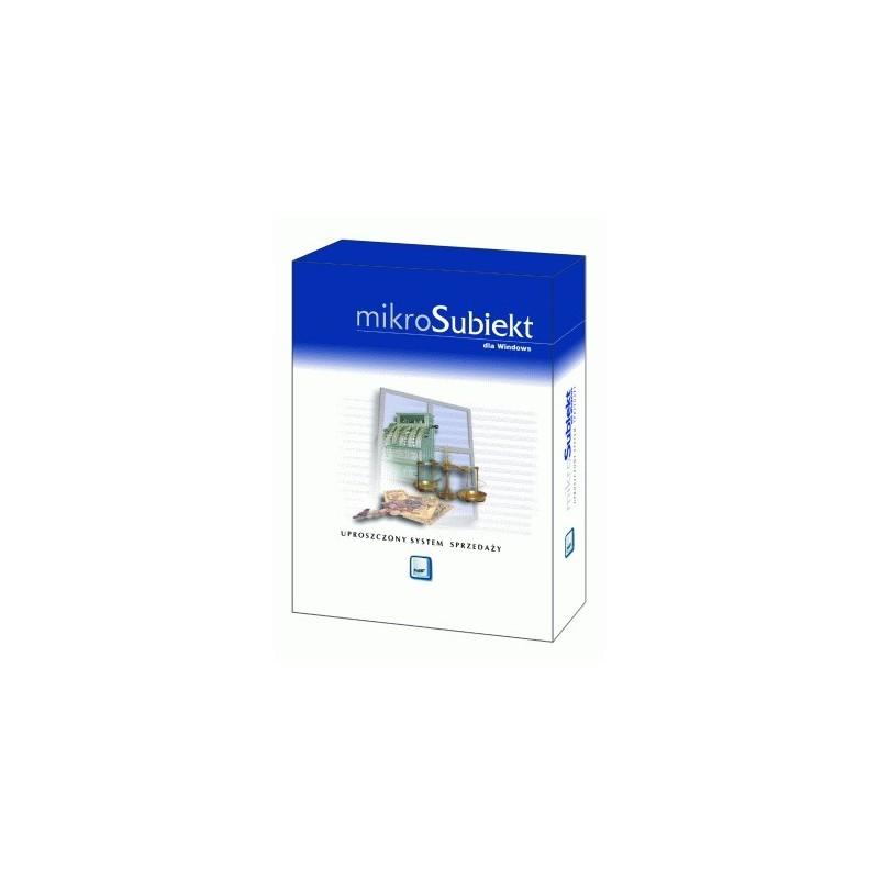 mikroSubiekt dla Windows
