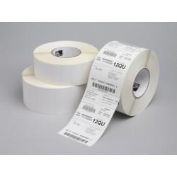 Zebra Z-Select 2000T 102x51  mm etykiety termotransferowe papier powlekane 2740 szt gilza fi 76
