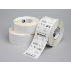 Zebra Z-Perform 1000T  32x25  mm etykiety termotransferowe papier niepowlekane 5180 szt gilza fi 76