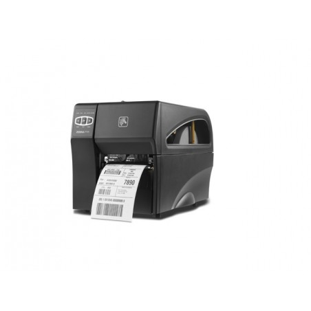 Zebra ZT220 203 dpi ZPL - drukarka etykiet termiczna USB RS232