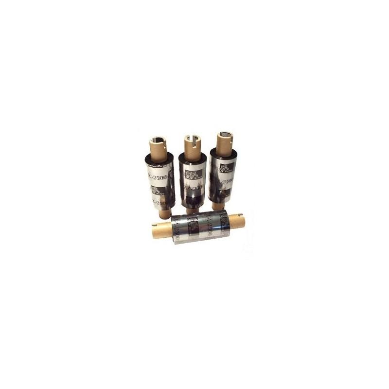 Zebra - taśma woskowa - 84mm x 74m do Zebra TLP 2844 GK GX folia wosk