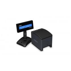 Drukarka fiskalna Posnet Thermal XL z oddzielnym wyświetlaczem